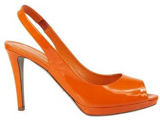 Sergio Rossi Open-toe Pumps