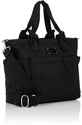 Marc Jacobs Preppy Eliz-A-Baby Diaper Bag-Black