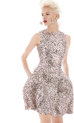 Kate Spade Emma Sequined Fit-&-Flare Dress