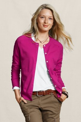 Lands' End Canvas The Heritage Cardigan