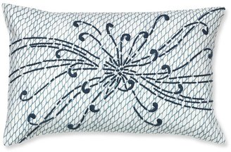 Williams-Sonoma Japanese Sea Flower Pillow Cover