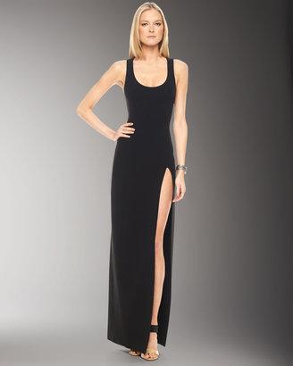 Michael Kors Open-Back Gown