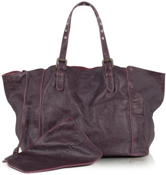 Gerard Darel Bahia Leather Simple Bag