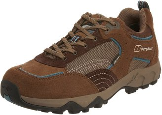 Berghaus Women's WMNS Explorer Low GTX Hiking Shoe Walnut/Storm Blue 80039 W 85 3.5 UK