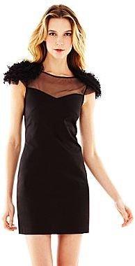 Marchesa Pearl Georgina Chapman of Organza Rosette Dress