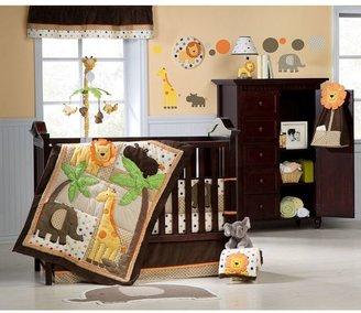 Carter's 4-pc. sunny safari crib set