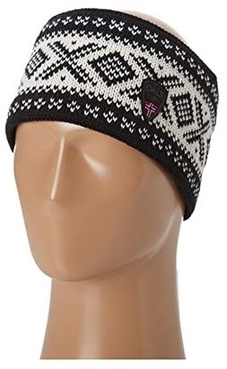 Dale of Norway Cortina 1956 Headband (F-Black/Off White) Headband