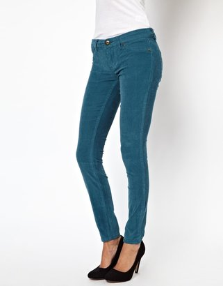 Blank NYC Skinny Jeans In Teal