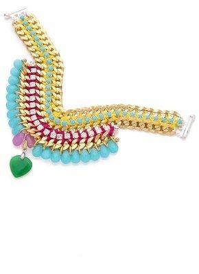 Akong london Crystal V Bracelet