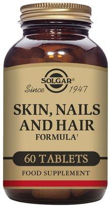 Solgar Skin, Nails & Hair Formula Tablets X 60