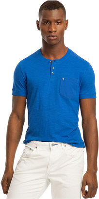 Kenneth Cole Reaction Shirt, Dressy Henley