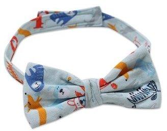 Zutano Boys 2-7 Dog Walk Bow Tie