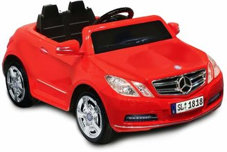 National Products Mercedes Benz E550 Ride-On $279.99 thestylecure.com