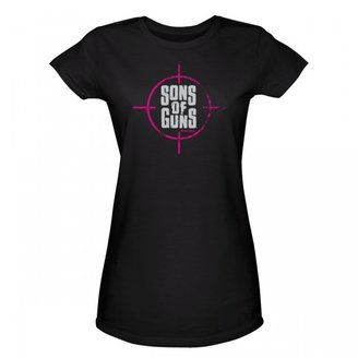 Discovery Sons of Guns Viewfinder Women's T-Shirt - Black