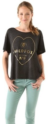 Wildfox Couture Golden Potion Tee