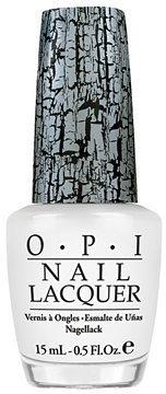 OPI White Shatter