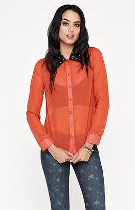 Kirra Studded Stella Long Sleeve Shirt