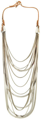 Henri Bendel Deluxe Car Wash Necklace