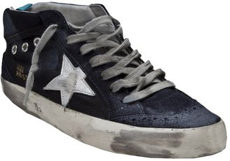Golden Goose Deluxe Brand 'Mid/Star' trainer