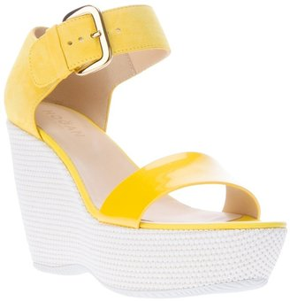 Hogan wedge sandal