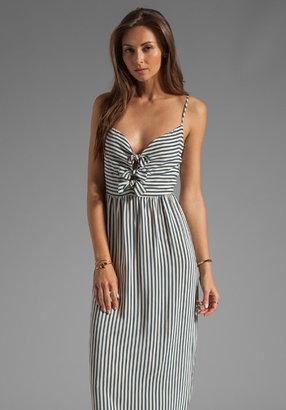 Lauren Conrad Paper Crown by Savannah Striped Dress