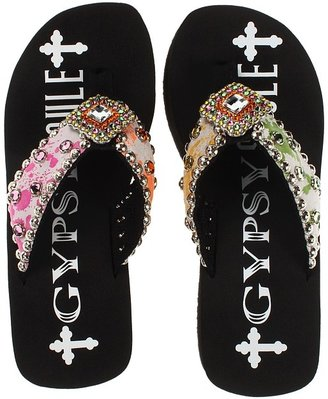 Gypsy SOULE Cindy (Black) - Footwear