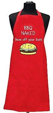 JCPenney Men's BBQ Naked Apron