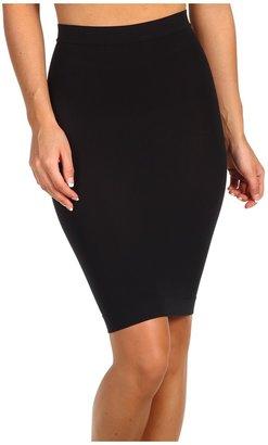 Wolford Individual Nature Forming Skirt (Black) - Apparel