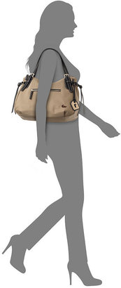 Dooney & Bourke Handbag, Nylon Nina Bag, Large