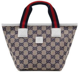 Gucci Web-Trim Original GG Bag