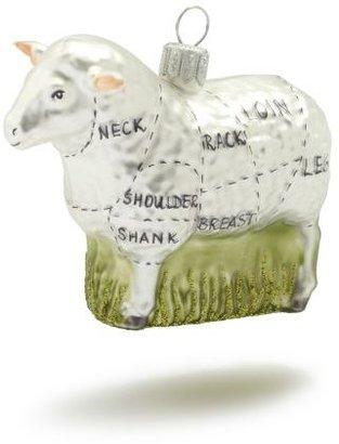 Sur La Table Sectioned Lamb Ornament