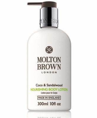 Molton Brown Coco & Sandalwood Lotion, 10oz.