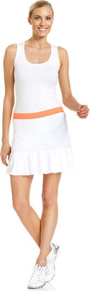Calvin Klein Skirt, Ruffled Active Tennis