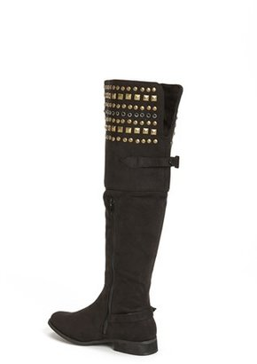 Mia 'Pyramid' Over the Knee Boot
