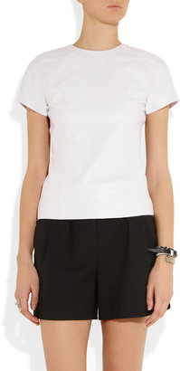 Alexander Wang Leather top