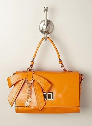 Melie Bianco Ariela Textured Top Handle Bag