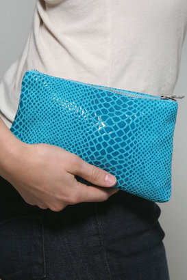 Julie K Handbags Cosmo Python Bag
