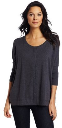 O'Leary Margaret Women's Snap Cardigan Sweater