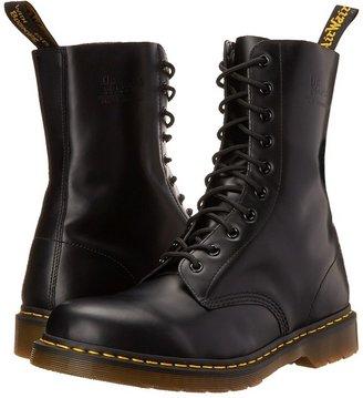 Dr. Martens - 1490 Lace-up Boots $145 thestylecure.com
