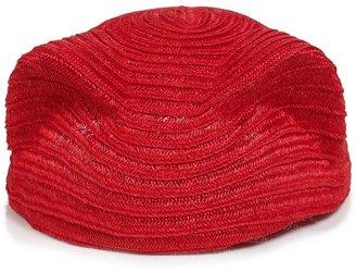 Marie Mercie Red Chamonix Hat