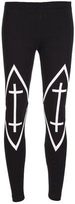 Actual Pain Lorraine cross knee leggin