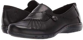 Cobb Hill Paulette (Black) Women's Slip-on Dress Shoes