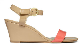 Macy's CL by Laundry Shoes, Truth Wedge Sandals
