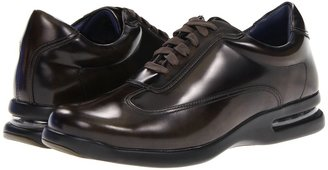 Cole Haan Air Conner (Dark Green Shiny) - Footwear