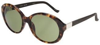 Linda Farrow The Row By round lense sunglasses