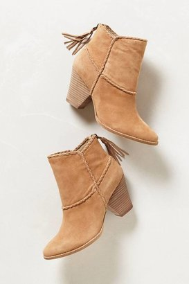 Anthropologie Canyon Booties