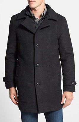 Men's Rodd & Gunn 'Westown' 3-In-1 Wool Blend Coat $498 thestylecure.com