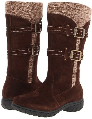 Khombu Boulder Sweater (Brown) - Footwear