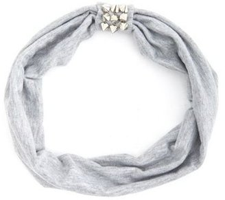 Charlotte Russe Spiked Bow Headwrap