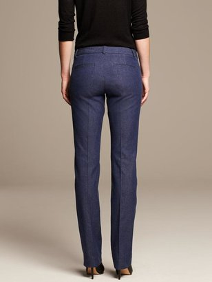 Banana Republic Sloan-Fit Chambray Straight Leg